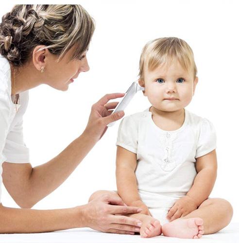 termometro infrarrojo bebe